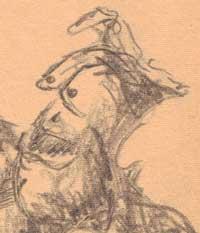 policeman's head