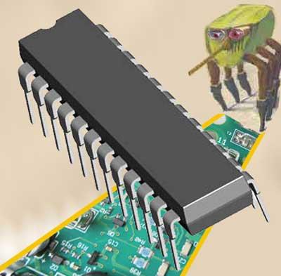 New PC board