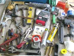 Some tools required