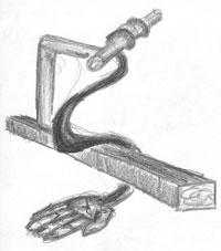 hand board