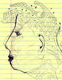 Lady's head