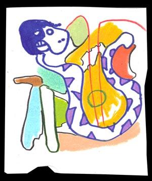 Music snake