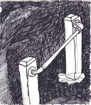 pipe handrail