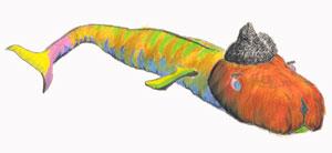 Steve Bank dick fish